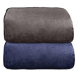 Vellux Heavy Weight 12-Pound Weighted Throw Blanket