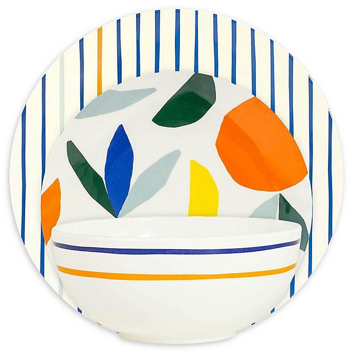 Alternate image 1 for kate spade new york Citrus Twist™ Melamine Dinnerware Collection