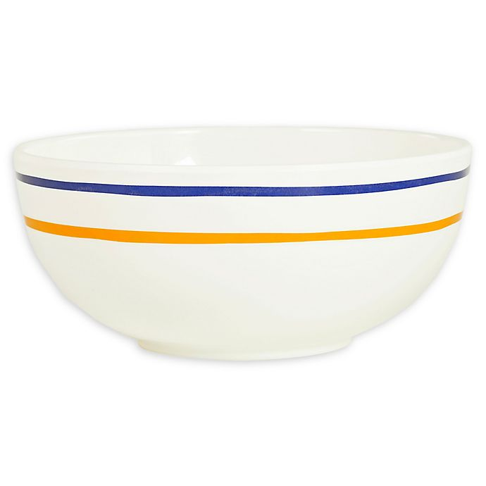 Citrus Twist Melamine Salad Bowl