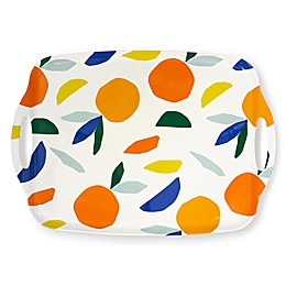 kate spade new york Citrus Twist™ 20-Inch Melamine Serving Tray