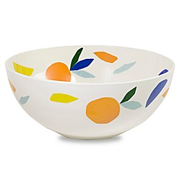 kate spade new york Citrus Twist™ Melamine Serving Bowl