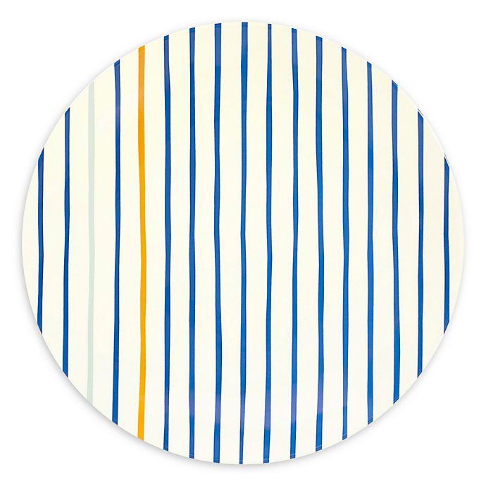 Alternate image 1 for kate spade new york Citrus Twist™ Melamine Dinner Plate