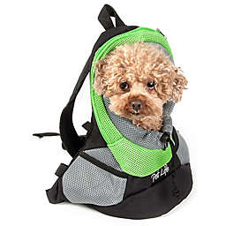 On-The-Go Travel Bark-Pack Backpack Pet Carriers