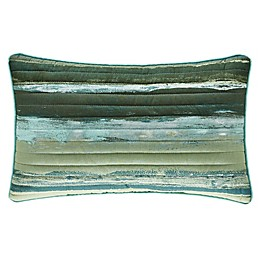 J. Queen New York™ Cordoba Quilted Boudoir Throw Pillow in Forest