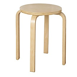 Bentwood Stacking Stool
