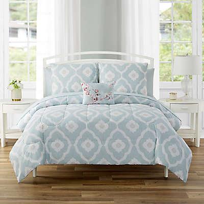 Sara Reversible Comforter Set