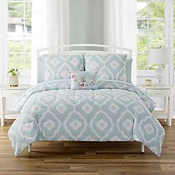 Sara 12-Piece Reversible Comforter Set