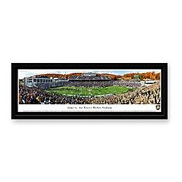United States Military Academy Panorama Stadium Print with Select Frame