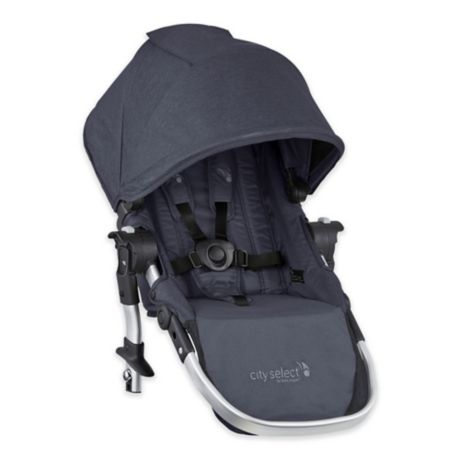 Baby Jogger City Select Second Seat Kit in Slate
