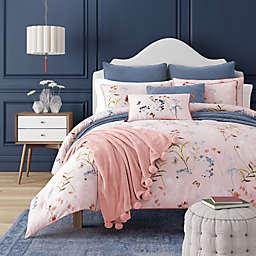 J. Queen New York™ Beatrice King Comforter Set in Rose