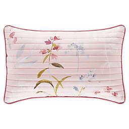 J. Queen New York™ Beatrice Boudoir Throw Pillow in Rose