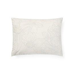 Lauren Ralph Lauren Allaire Embroidered Oblong Throw Pillow in Creme