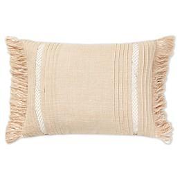 Lauren Ralph Lauren Hadley Oblong Throw Pillow in Natural