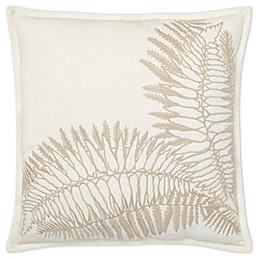 Lauren Ralph Lauren Hadley Square Throw Pillow in Cream
