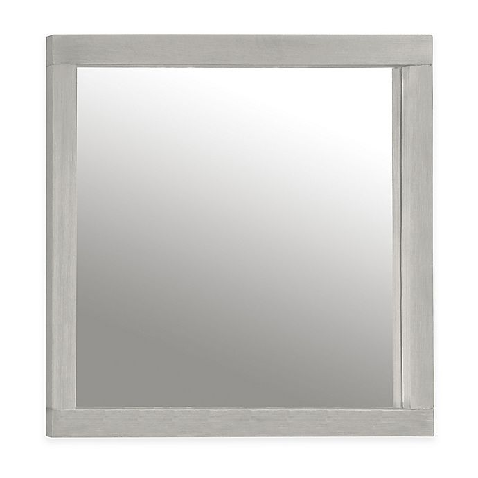 Alternate image 1 for Hillsdale Furniture Highlands Wall Mirror in White