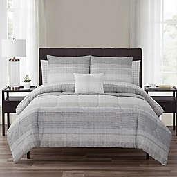 Nile Reversible Comforter Set