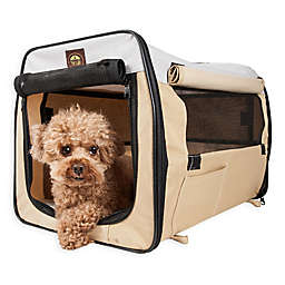 Easy Folding Zippered Pet Crates