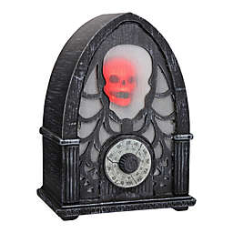 Gemmy Animated Skull Radio