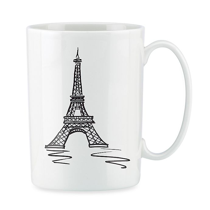 Alternate image 1 for Lenox® Tin Can Alley® Paris 12 oz. Mug