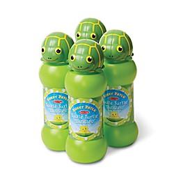 Melissa & Doug® 4-Pack 8 oz. Tootle Turtle Bubble Solution Bundle