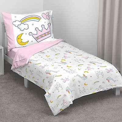 carter's® Whimsical Princess Tales Toddler Bedding Set in Pink