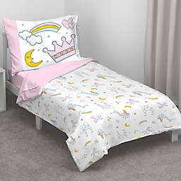carter's® Whimsical Princess Tales Toddler Bedding Set in Pink