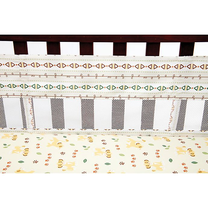 Disney 174 Lion King Under The Sun 4 Piece Secure Me Crib