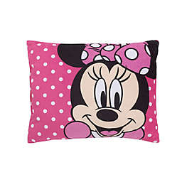 Disney® Minnie Mouse Decorative Pillow in Pink
