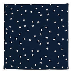carter's® Stars Fitted Crib Sheet in Navy
