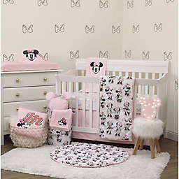 Disney® Exploration Minnie Mouse Crib Bedding Collection in Pink