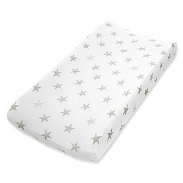 aden® by aden + anais® Dusty Changing Pad Cover in Grey