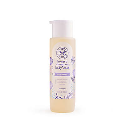 The Honest Company® 18 oz. Shampoo & Body Wash in Lavender