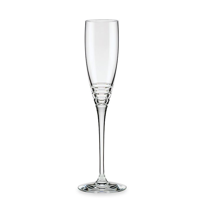 Alternate image 1 for kate spade new york Percival Place™ Crystal 8-Ounce Toasting Flute
