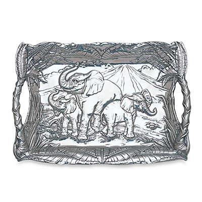 Arthur Court Designs Elephant Clutch Tray