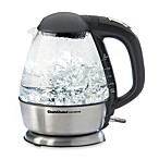 Chef'sChoice® International 1.5-Quart Cordless Electric Glass Kettle