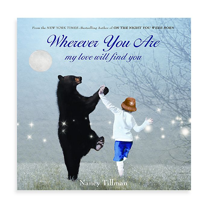 Alternate image 1 for Wherever You Are My Love Will Find You