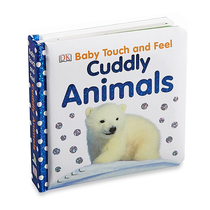 Alternate image 1 for Baby Touch & Feel: Cuddly Animals Book