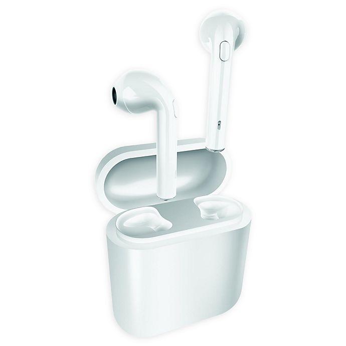 Alternate image 1 for Sharper Image® True Wireless Ear Buds
