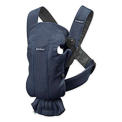 BABYBJÖRN® 3D Jersey Baby Carrier Mini in Blue