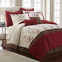 Nanshing Blossoms Comforter Set