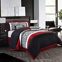 Nanshing Aubrey Reversible Comforter Set