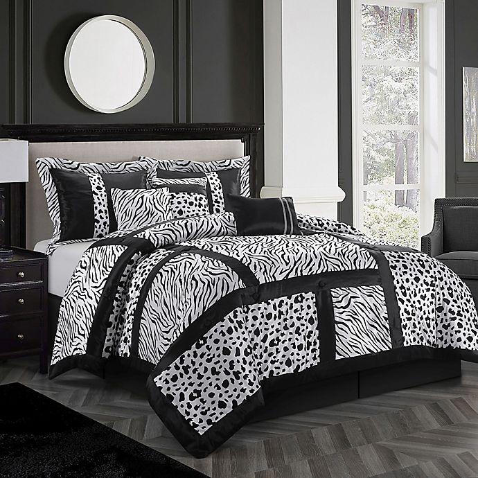 Alternate image 1 for Nanshing Amazon Comforter Set