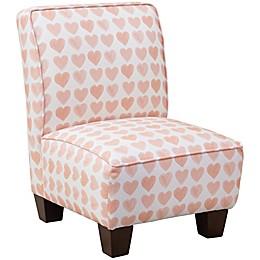 Skyline Furniture Helena Kids Chair in Pink