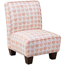 Skyline Furniture Helena Kids Chair in Pink