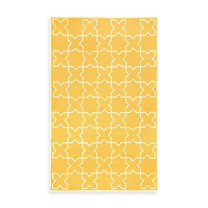 Liora Manne Capri Moroccan Tile Indoor/Outdoor Rug In