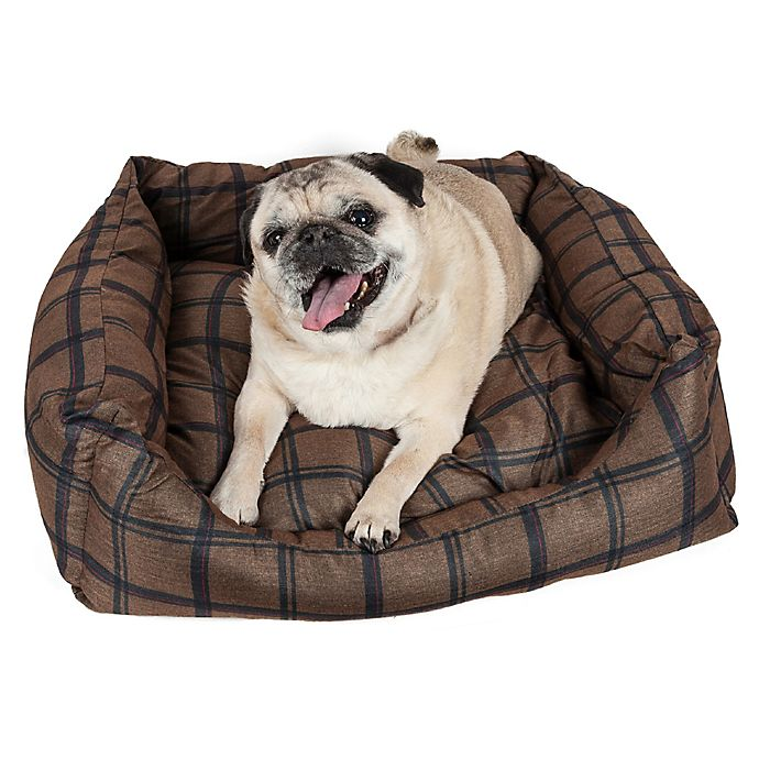 Alternate image 1 for Rectangular Dog Bed