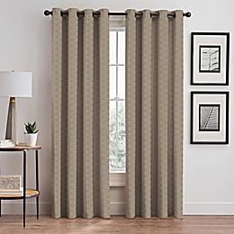 Cascade Grommet Window Curtain Panel