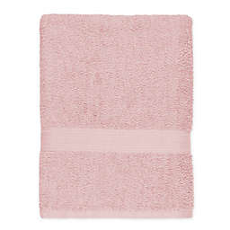 Signature Bath Sheet in Pink