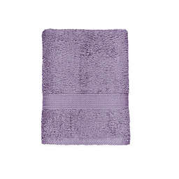Signature Bath Towel in Plum