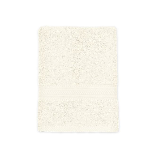 Alternate image 1 for Signature Bath Towel in Ivory